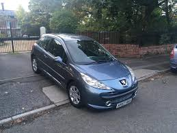 peugeot 207 2007 2007 peugeot 207 sport hdi 1 6 turbo diesel manual hatchback 12