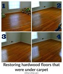 Wood Floor Refinishing Without Sanding Restore Hardwood Floors Restore Hardwood Floors Without Sanding