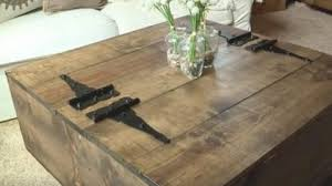 rustic coffee table with storage after looking everywhere for a rustic coffee table with storage she