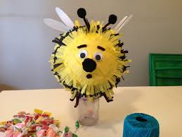 bumblebee pinata how to make a bee piñata