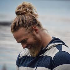 pony tail hair style images boys 4 long hair style ideas for men