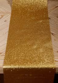 gold glitter ribbon ribbon runner gold 10in x 9ft