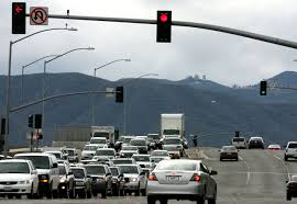 Caltrans Traffic Map On The Road Is The Timing Off U2014 Or Are Traffic Signals