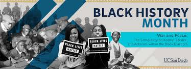 service and activism theme of uc san diego s 2018 black history