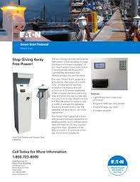 marina power and lighting smart start pedestal eaton pdf catalogues documentation