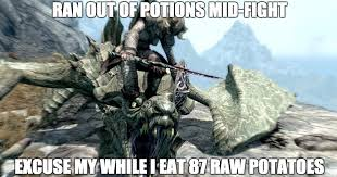 Funny Skyrim Memes - hilarious skyrim memes only true fans will understand thegamer
