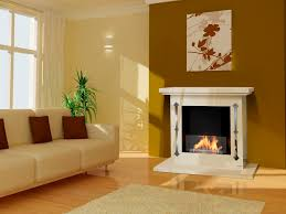 bioethanol fireplace traditional open hearth floor mounted
