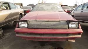 subaru hatchback 1990 junkyard gem 1990 subaru xt autoblog