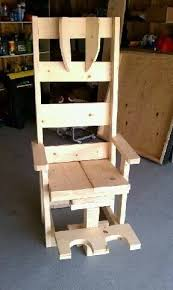 Tennessee Electric Chair Best 25 Electric Chair Ideas On Pinterest Diy Halloween