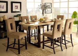 Dining Room Swivel Chairs Furniture Glamorous Dining Tables Cheap Counter Height Kitchen