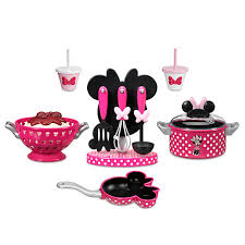 jeux de minnie cuisine ensemble de jeu cuisine minnie mouse emballages cadeaux