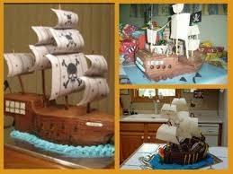 pirate ship cakes http www cake decorating corner com