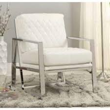 White Accent Chair Nels Black U0026 White Accent Chair Set