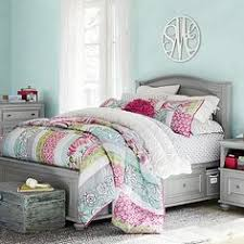 i love the pbteen shelby sunset beach bedroom on pbteen com