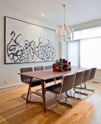 Glamorous Dining Rooms Modern Wall Art For Dining Room Alliancemv Com