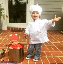 Infant Popcorn Halloween Costume Chef Lobster Costume Costume Works Halloween Costume