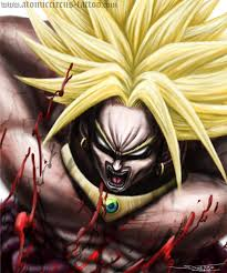 free dragon ball broly wallpaper quality movies monodomo