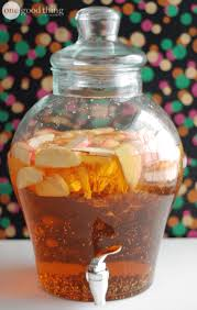 Sparkling Cider In Bulk Super Simple Homemade Sparkling Apple Cider One Good Thing By Jillee