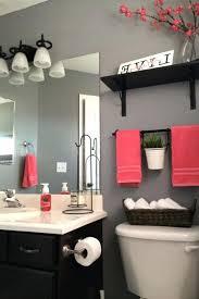 Grey Bathrooms Decorating Ideas Grey Bathroom Decor Homefield