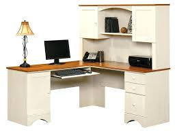 L Shaped Desk With Hutch Walmart Cheap L Shaped Desk Modern With Drawers Reception Black