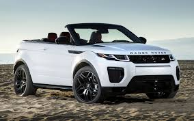 Range Rover Evoque Convertible Dynamic 2017 Us Wallpapers And Hd