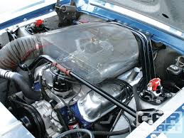 1968 mustang engines 1968 ford mustang better than rod