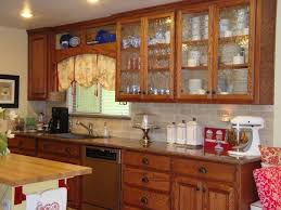 stylish glass cupboard doors kitchen incredible replacement