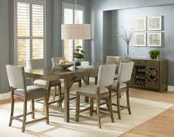 standard furniture omaha grey casual dining room group olinde u0027s