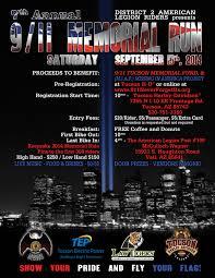 9 11 Remembrance Flag Memorial Ride U2013 Blue Knights Az Ix