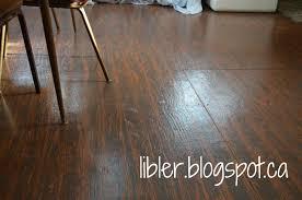 macgirlver painted wood grain floor c