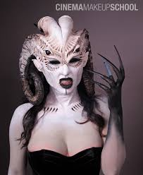 makeup special effects school this is a look we we teach similar looks special fx makeup