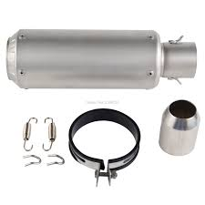 online buy wholesale yamaha 125 exhaust from china yamaha 125