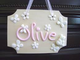 Baby Plaques Personalized Best 25 Baby Name Signs Ideas On Pinterest Baby Room Decor For