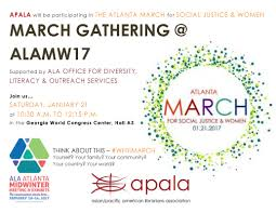 Georgia World Congress Center Map by Apala Gathering Atlanta March Poster Making Meeting During Alamw17