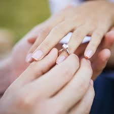 photo de mariage demande en mariage