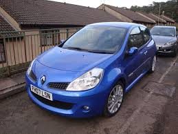Bargain To by Renault Clio Sport 197 2 0 Vvt 2007 Fsh Long Mot In Stunning