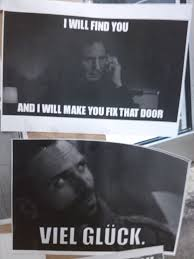 Well That Escalated Quickly Meme - pic 8 broken door at work well that escalated quickly meme guy