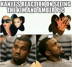 Amber Meme - list of synonyms and antonyms of the word kanye amber meme
