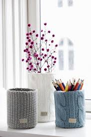 Plum Home Decor 38 Best Knit Home Decor Images On Pinterest Knitting Knit