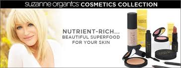suzanne sommers hair dye all organic makeup all natural gluten free pure cosmetics and