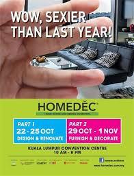Home Decor And Design Exhibition Homedec 2015 Home Decor U0026 Design Exhibition Cloudhax Property News
