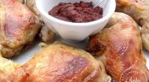 cuisiner sans four poulet grillé sans four la tendresse en cuisine