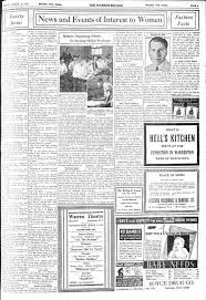 funeral plets the warren record warrenton n c 1917 current march 12 1937