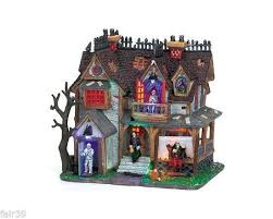 Spooky Village Halloween Decorations by 56 Best Spooky Town Images On Pinterest Halloween Village