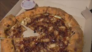 eating pizza hut the backyard bbq chicken pizza food reviews