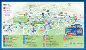 London Bus Map London Tour Map Arabcooking Me