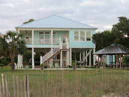 Gulf Shores Al Beach House Rentals by Ocean Springs Vacation Rental Vrbo 353685 3 Br Ms House