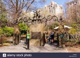 tisch family zoological gardens entrance to the tisch children u0027s zoo central park manhattan new