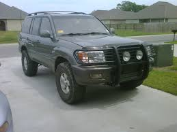 lexus lx470 black grill pictures of lift and first trail ride page 4 ih8mud forum