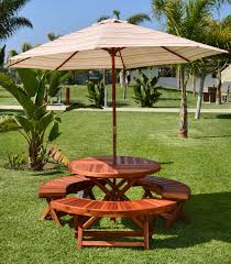 Outdoor Table Umbrella We Go On A Picnic Table Umbrella U2014 Home Ideas Collection